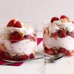Eton Mess met aardbeien
